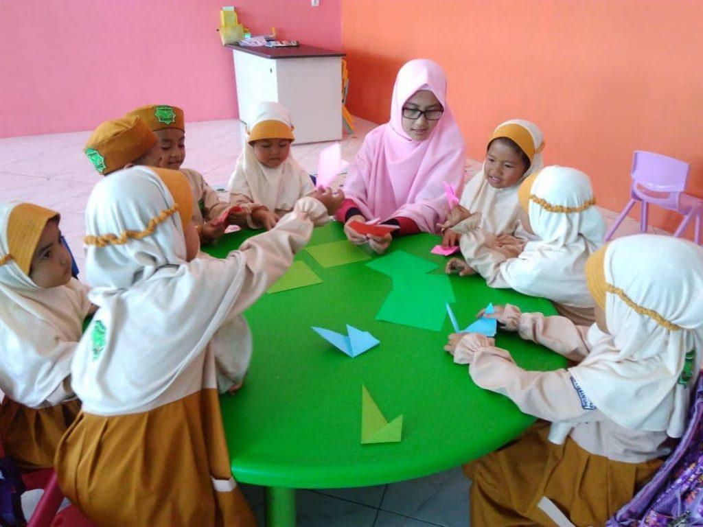 Belajar Origami