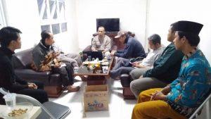 DKM Masjid Qudwah Adakan Rapat Kepengurusan Perdana